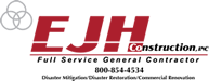 EJH Construction - 24 Hour Emergency Repair Services in Michigan